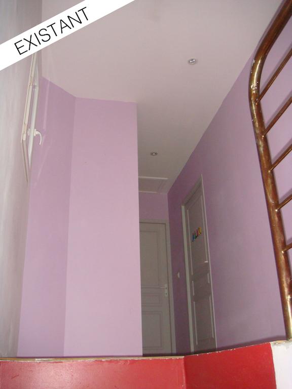 1 – Avant Couloir Baroque