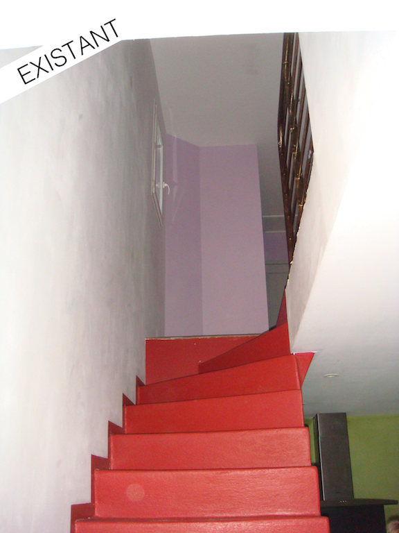 2 – Avant Couloir Baroque