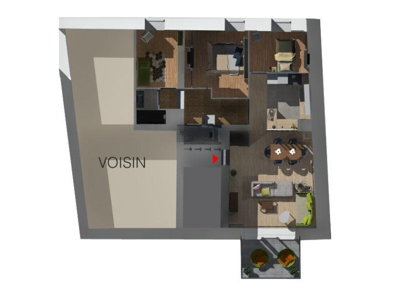 Appartement Virtuel