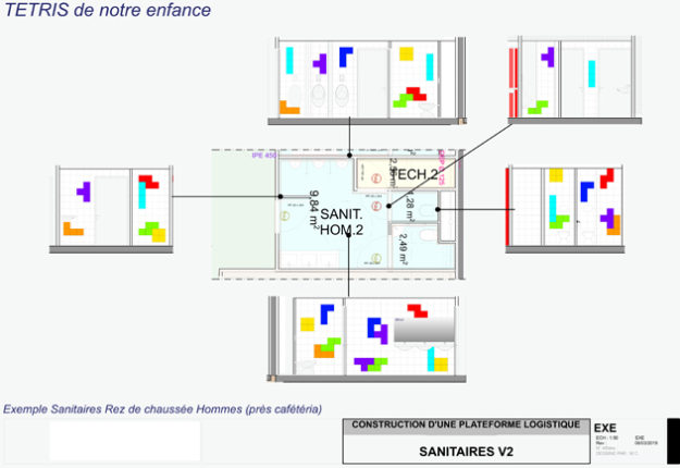 CONSTRUCTION D'UNE PLATEFORME LOGISTIQUE